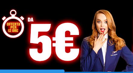 ryanair 5 euro