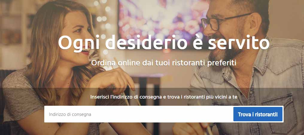 just eat recensione
