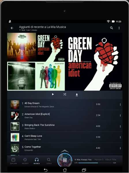 opinioni amazon music unlimited