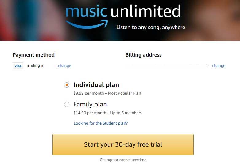recensione amazon music unlimited