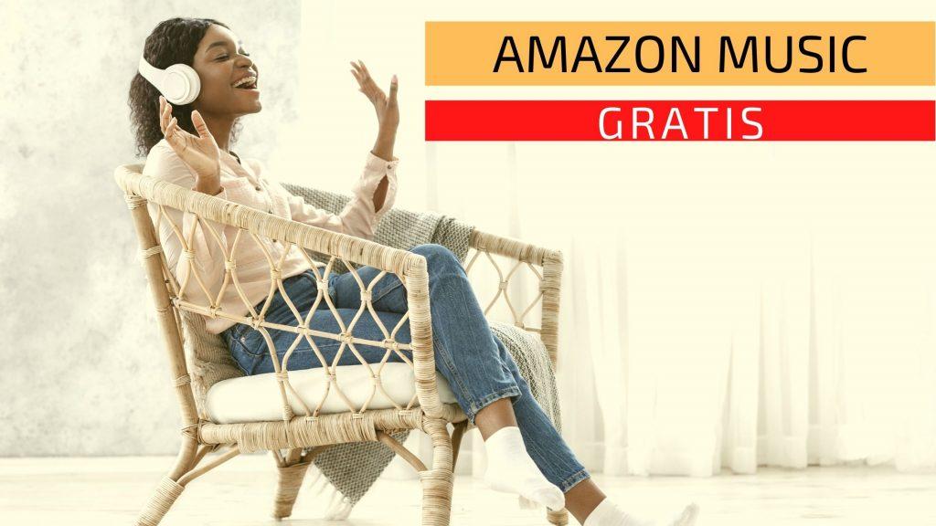 amazon music gratis